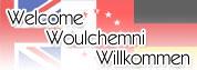 Welcome / Willkommen / Woulchemni